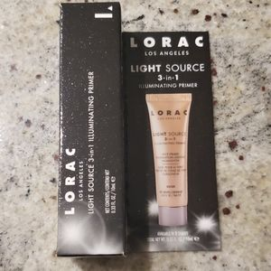 NIB Lorac Illuminating 3-in-1 Primer